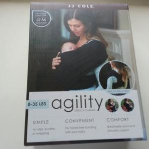Other - JJ Cole Agility baby wrap NEW in box medium